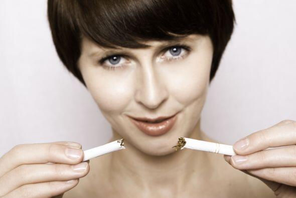 Un propósito de año nuevo para muchos es dejar de fumar, pero no es nada...