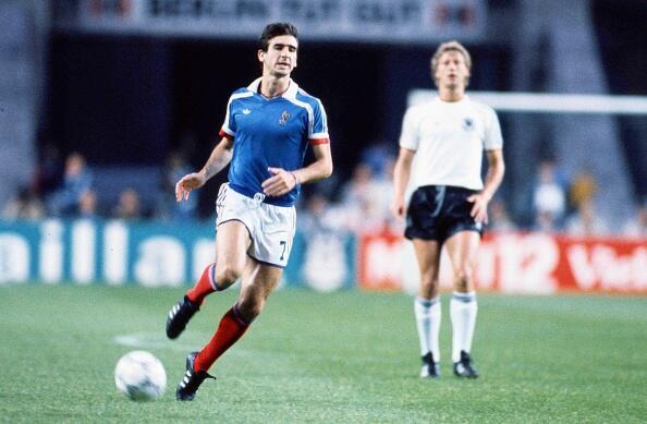 El polémico delantero francés, era muy joven y no fue convocado para Ita...