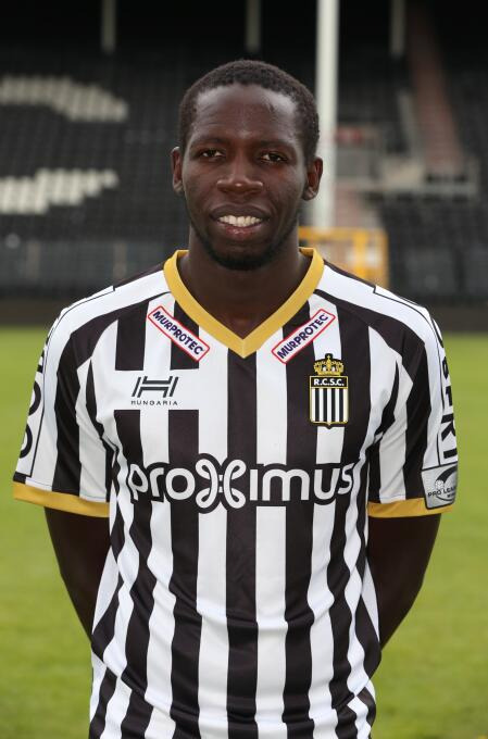 Cristophe Diandy (Charleroi)