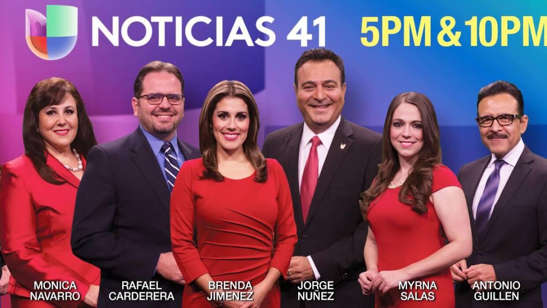 Nosotros Somos Univision 41