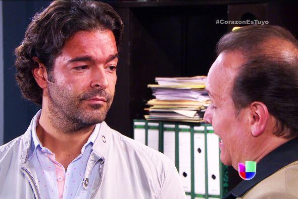 Ni modo Diego, te quedaste con las ganas de ayudar a Ana.