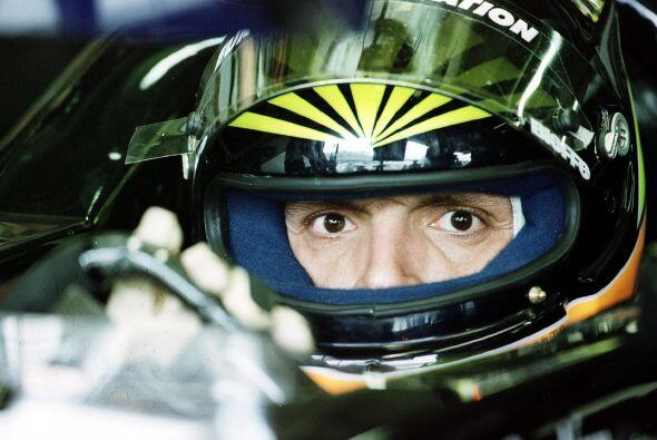 En 1996 había ganado el título Mundial de Karting y solo cuatro después...