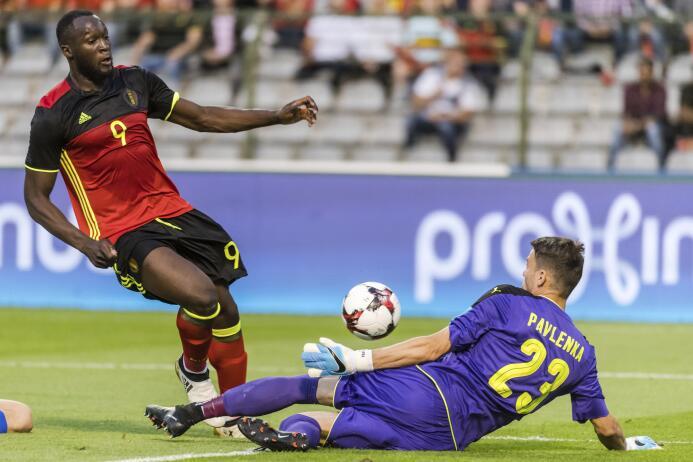 El belga Romelu Lukaku pasa del Everton al Manchetser United. Los Red De...