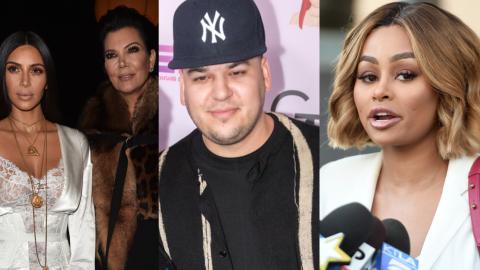 Rob Kardashian está arrependido de haber creado un escándalo que casi le...