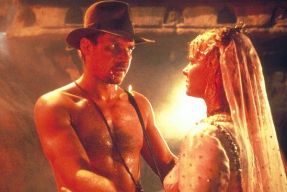 La película no pudo ser filmada en India ya que al gobierno no le gustó...