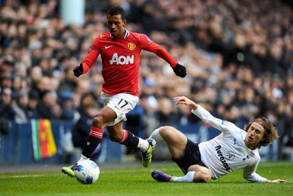 vaya partido que nos dieron Tottenham y Manchester United en la fecha 27...