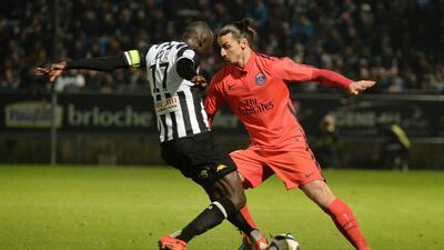 Angers 0-0 PSG:  Angers le arrebata un punto al líder París Saint-Germain