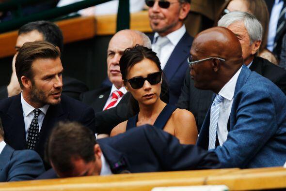 Samuel L. Jackson hablando con los Beckham Mira aquí los videos más chis...