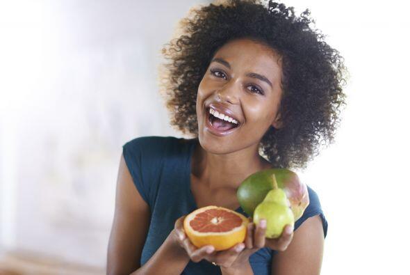 Comer frutas y verduras de temporada te permite consumir alimentos fresc...