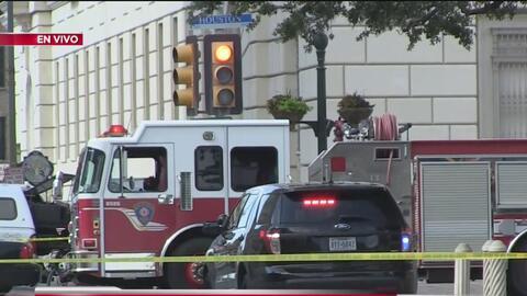 Encuentran paquete sospechoso en el centro de las calles de San Antonio