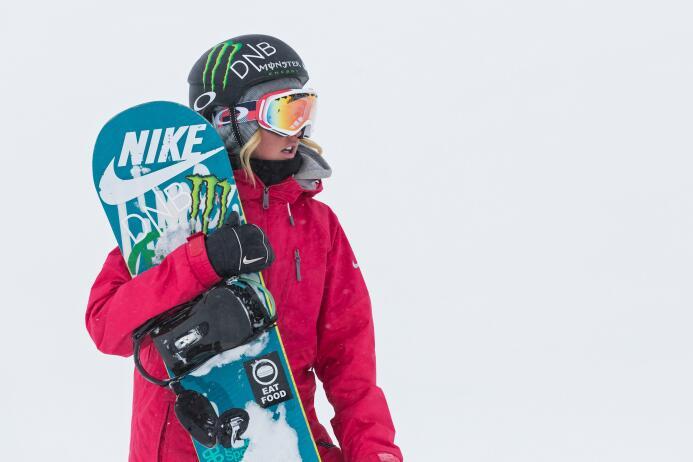 En fotos: Silje Norendal, la reina del snowboarding GettyImages-16394908...
