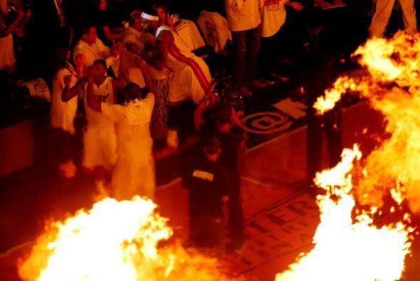 Miami enfrentará al ganador de la serie entre San Antonio u Oklahoma Cit...