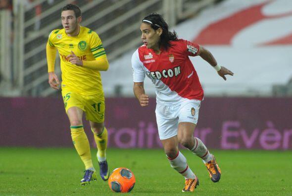 El jugador del Mónaco de Francia ha sido considerado el mejor jugador de...
