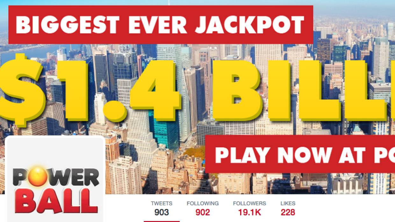 Llega a $1,400 millones la bolsa del Powerball Captura%20de%20pantalla%2...