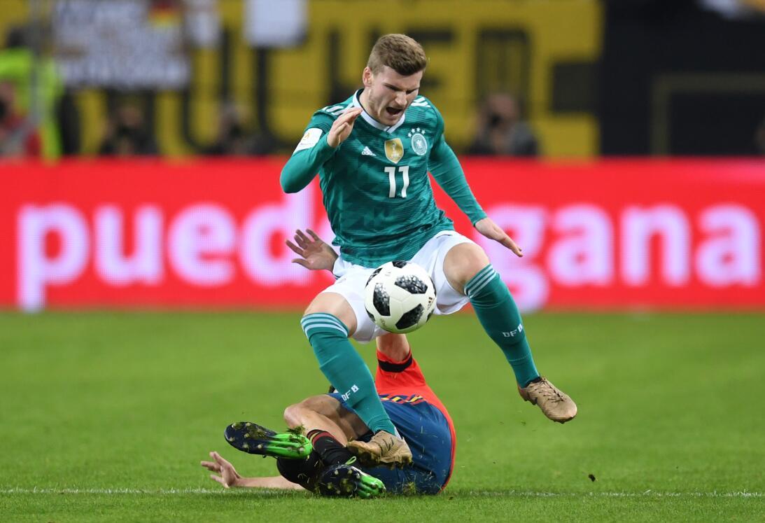 En fotos: que el Tri tome nota, porque así calificamos a Alemania en el...