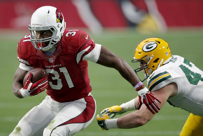 Los Arizona Cardinals apalearon 38-8 a los Green Bay por lo que todav&ia...