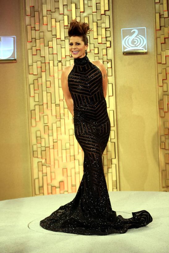 Vestidos negros pln