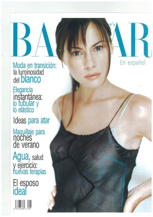 Melania Harpers Bazaar