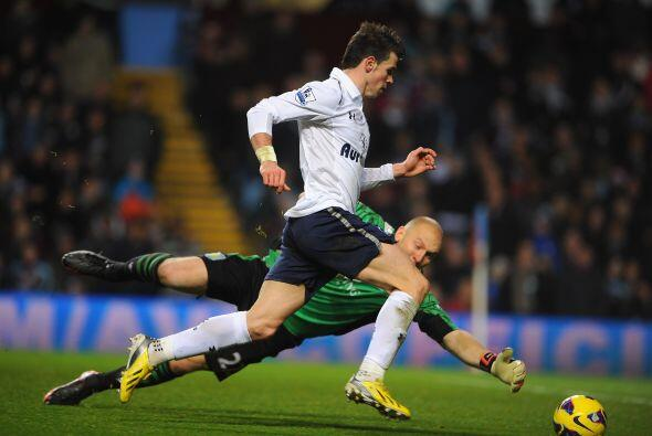 Pero el hombre del partido fue el extremo galés Gareth Bale.