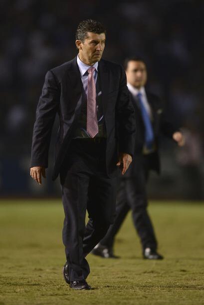 José Manuel 'Chepo' De la Torre pidió a Santa que sus jugadores se repor...