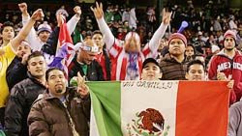 Los hispanos de origen mexicano son la gran mayoría de los latinos en EU...