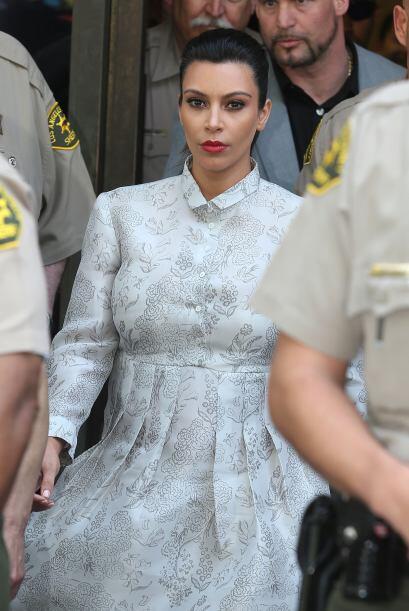 Mientras, Kim lleva un punto que se ganó gracias a que es una chica muy...