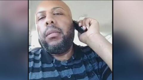 Policía de Cleveland, Ohio, busca al sujeto que presuntamente asesinó a...