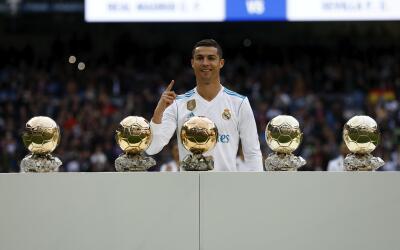 Cristiano Ronaldo buscará su cuarto Mundial de Clubes.