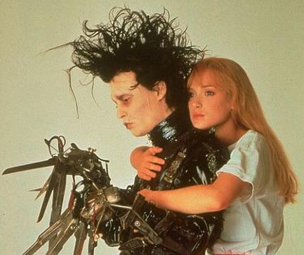 'Edward Scissorhands'.