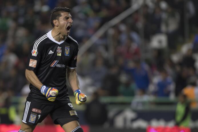 Nahuel Guzmán (Tigres / Argentina) - 21 partidos jugados, 21 como titular.