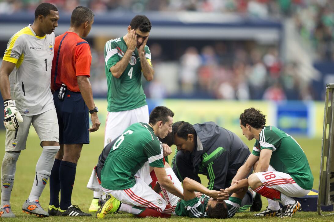 En fotos: la lesión que obligó a Ryan Mason a retirarse del fútbol y otr...