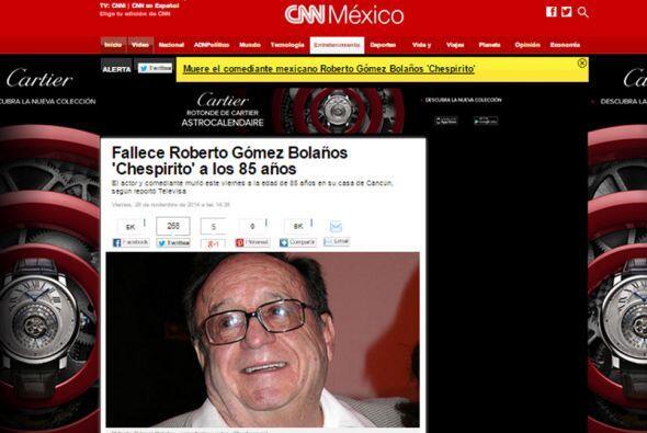 CNN México.