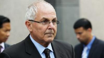 Peter Madoff trabajó para la empresa de su hermano, Bernard L. Madoff In...