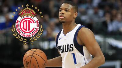 Dennis participará en el concurso de clavadas del NBA All Star 2018.