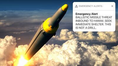 Los misiles nucleares de Corea del Norte podrían llegar a más de 6,000 m...