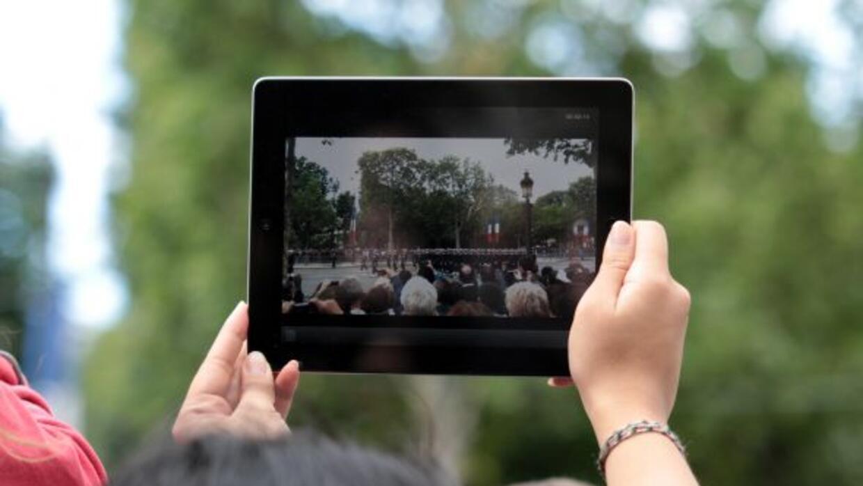Las tabletas venderán más que las PCs dentro de muy poco.