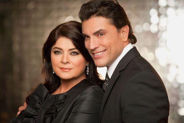 En Triunfo del Amor, la orgullosa Victoria Sandoval lleva los pantalones...
