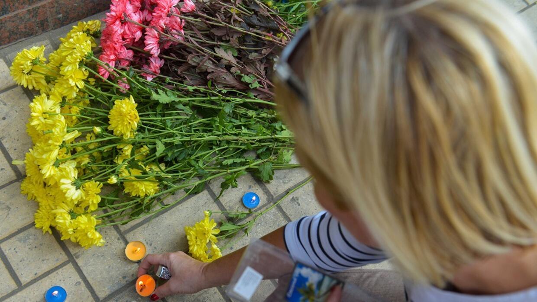 Los familiares recuerdan a las 224 víctimas del desastre aéreo.