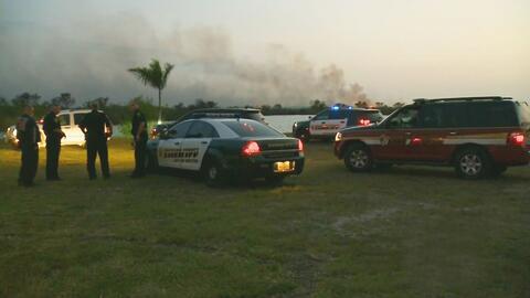 Residentes de Everglades amanecen fuera de sus hogares tras evacuación o...