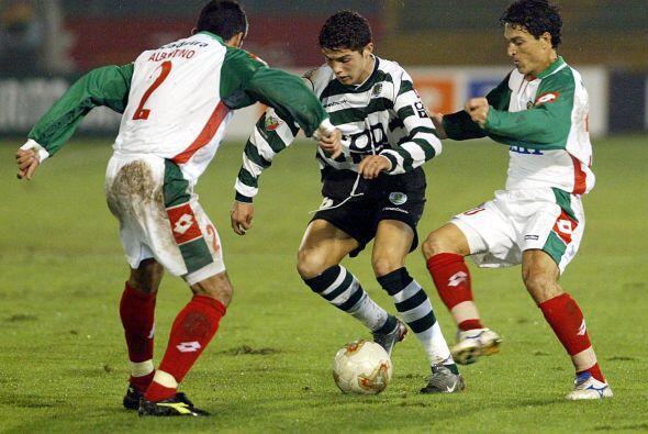 En aquel Sporting, que fue eliminado por el dos acero de la vuelta en Sa...