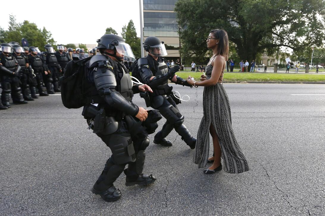 Protesta Baton Rouge