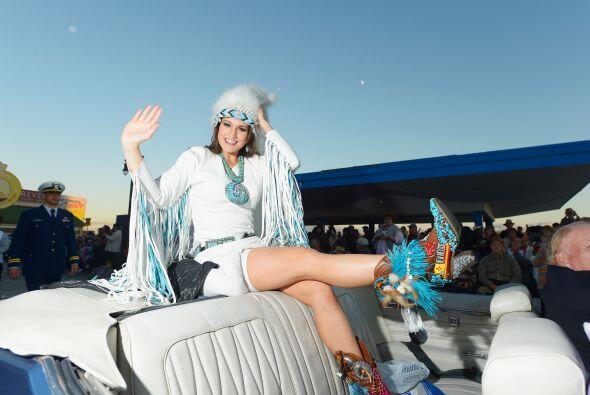 Miss New Mexico Alexis Victoria Duprey