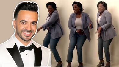 Luis Fonsi y su 'Despacito' ponen a bailar hasta a Oprah (con mucho sabor)