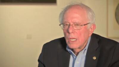 Entrevista completa de Bernie Sanders con Enrique Rodríguez