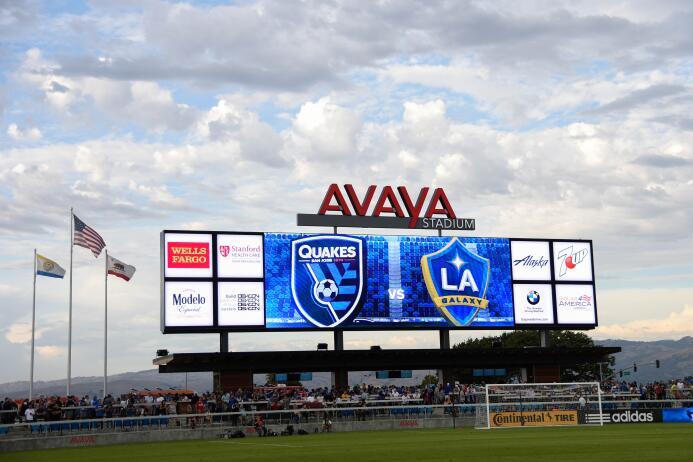 San Jose Earthquakes - Avaya Stadium: Fue inaugurado en marzo del año pa...