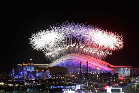Aunque sí se sabe que la antorcha olímpica será la misma que voló en nov...