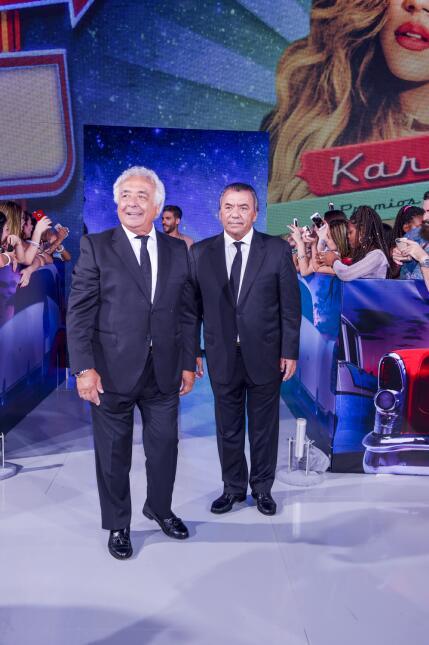 Alfombra Premios Juventud