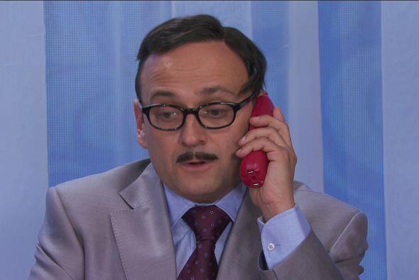Cipriano dudó en darle esa cuenta, pero el jefe llamó al teléfono rojo p...