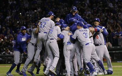 Los Dodgers dejaron en el camino a los Cubs.