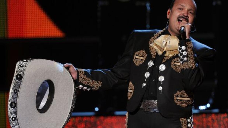 Para el cantante texano Pepe Aguilar, la música tradicional mexicana ya...